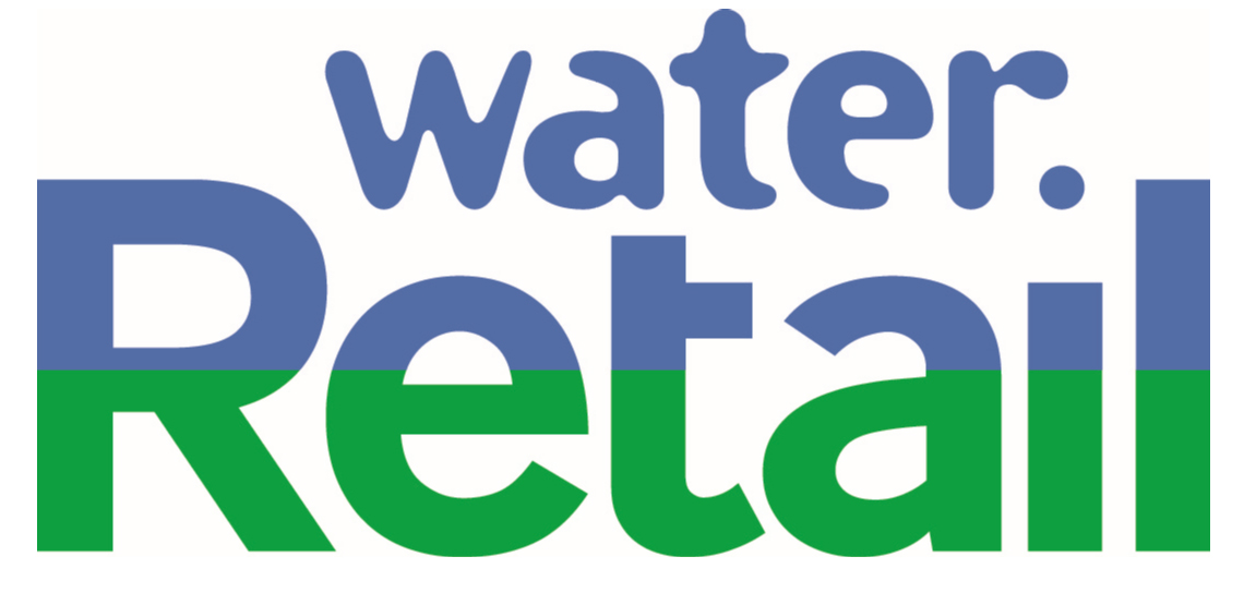 Water retail logo